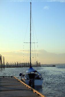 Free Sailboat. Stock Photo - 16962730