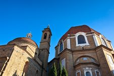 Free Church And Bell Tower Royalty Free Stock Photos - 16962958