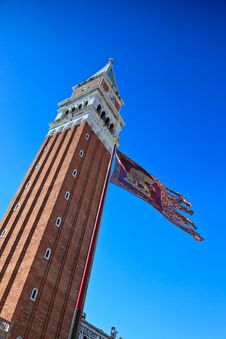 Free Campanile Stock Photography - 16963002