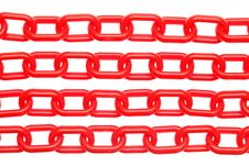 Free Red Chain Royalty Free Stock Images - 16963169