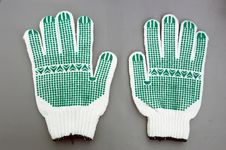 Free Gloves Protect Winter Stock Photos - 16963173
