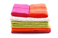 Free Towels Royalty Free Stock Photography - 16963797