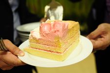 Free Happy Birthday Cake Royalty Free Stock Photo - 16964935