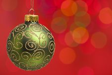 Free Christmas Decoration Royalty Free Stock Photography - 16964947