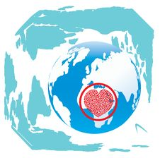 Free Earth Stock Image - 16965671
