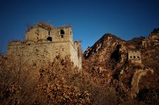 Free Greatwall In China   (2) Royalty Free Stock Photography - 16965787
