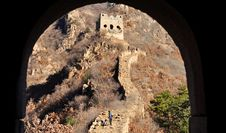 Free Greatwall In China   (4) Royalty Free Stock Image - 16965886