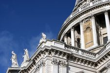 Free Saint Pauls Cathedral, Stock Images - 16965984