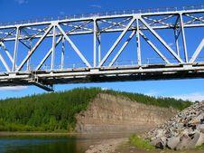 Free Railway Bridge Royalty Free Stock Images - 16966929