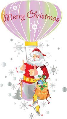 Free Santa Claus Stock Image - 16967031