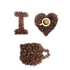 Free I Love Coffee Stock Image - 16967081