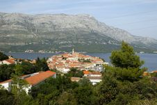 Free Old Town Korcula Royalty Free Stock Photos - 16967288
