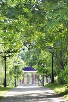 Free Summer Park Stock Photo - 16967340