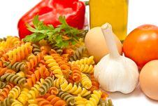 Free Basic Spaghetti Stock Image - 16967441