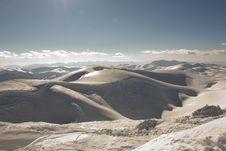 Free Winter Landscape On Bjelasnica Mountain In Bosnia Stock Photography - 16967502