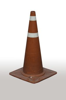 Free Traffic Cone Stock Image - 16967591
