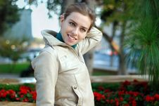 Free Walking In The Park Stock Photography - 16968402