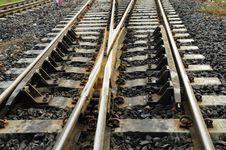 Free Railway Royalty Free Stock Photo - 16968775