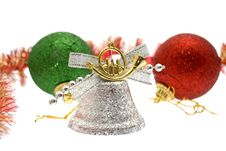Free Christmas Decorations Royalty Free Stock Photos - 16969268