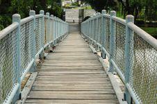 Free Bridge Royalty Free Stock Photos - 16969518