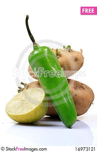 Free Food Ingredients Stock Image - 16973121