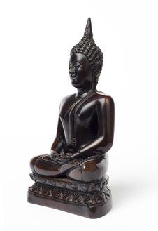 Free Buddha Figure Royalty Free Stock Photography - 16970717