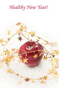 Free Fresh Red Apple Stock Photo - 16971530