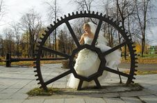 Free Happy Bride Stock Photography - 16972012