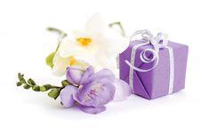 Free Gift Box Royalty Free Stock Image - 16972316