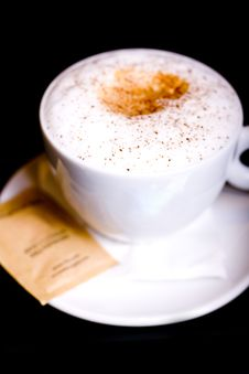 Free Cappuccino  Time! Royalty Free Stock Image - 16972746