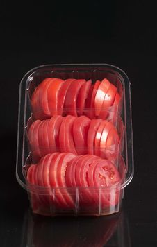 Free Tomato Slices Stock Image - 16973381