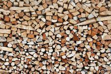 Free Firewood Royalty Free Stock Photo - 16973515