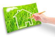 Free Home. Stock Photos - 16973553