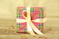 Free Christmas Gift Royalty Free Stock Image - 16974226