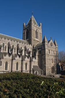 Christ Church Cathedral Stock Photos