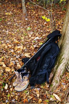 Free Hiking Gear Stock Photography - 16975822