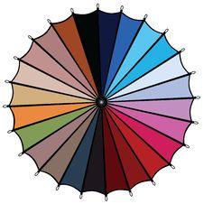 Free Umbrella Royalty Free Stock Photo - 16976495