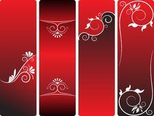 Free Background Set Royalty Free Stock Image - 16977256