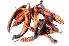 Free Chillies Royalty Free Stock Photography - 16977367