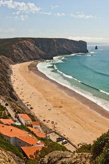 Free Portuguese Beach; Stock Image - 16977541
