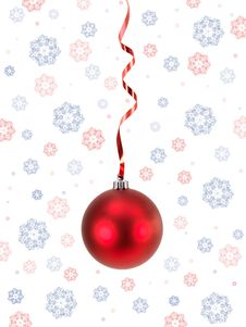 Free Christmas Decorations Stock Photography - 16977932