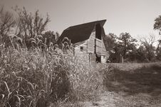 Free Barn On The Side Of The Road Stock Photos - 16978403