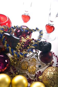 Free Christmas Celebration Stock Image - 16979071