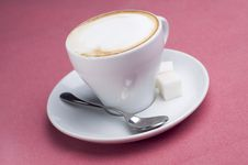 Free Cup Of Coffee Stock Photos - 16979453
