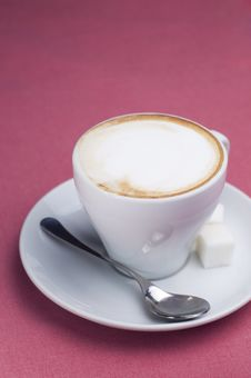 Free Cup Of Coffee Stock Images - 16979454