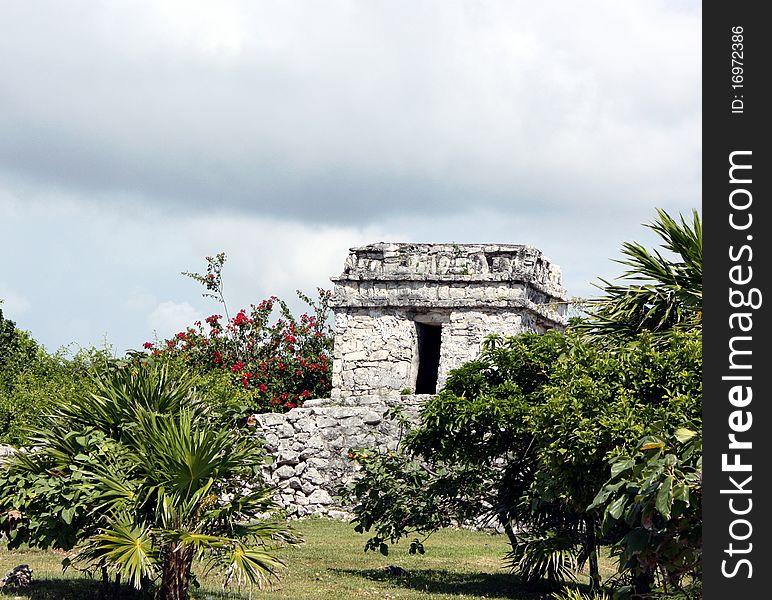 Tulum watch tower