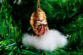 Free Angel On Cloud - Christmas Tree Decoration Stock Images - 16988054