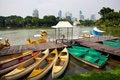 Free Paddle Boat Stock Image - 16988511