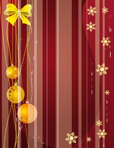 Free Christmas Background Stock Photography - 16980332