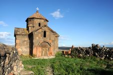 Free Old Medieval Church Royalty Free Stock Image - 16981346